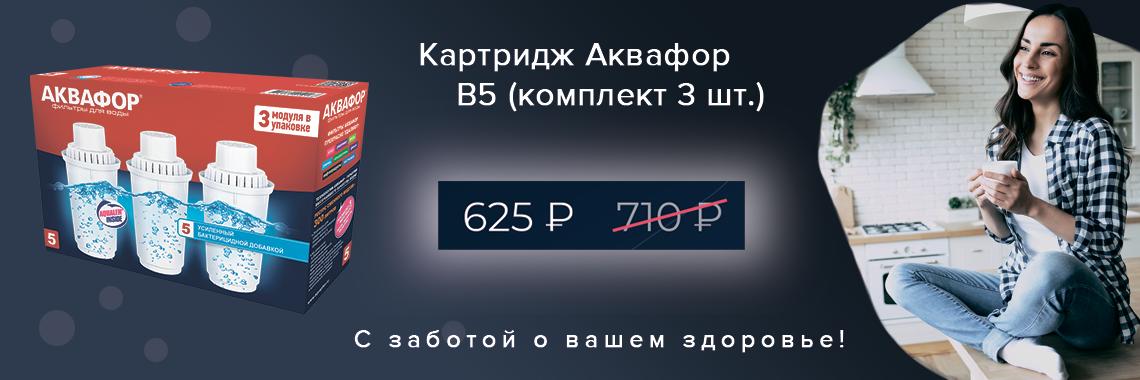 Аквафор В5 (3 шт)
