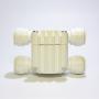 Отсечной клапан atoll A-3800 3/8