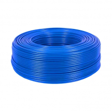 WE-2004B Шланг 1/4 синий (1м)