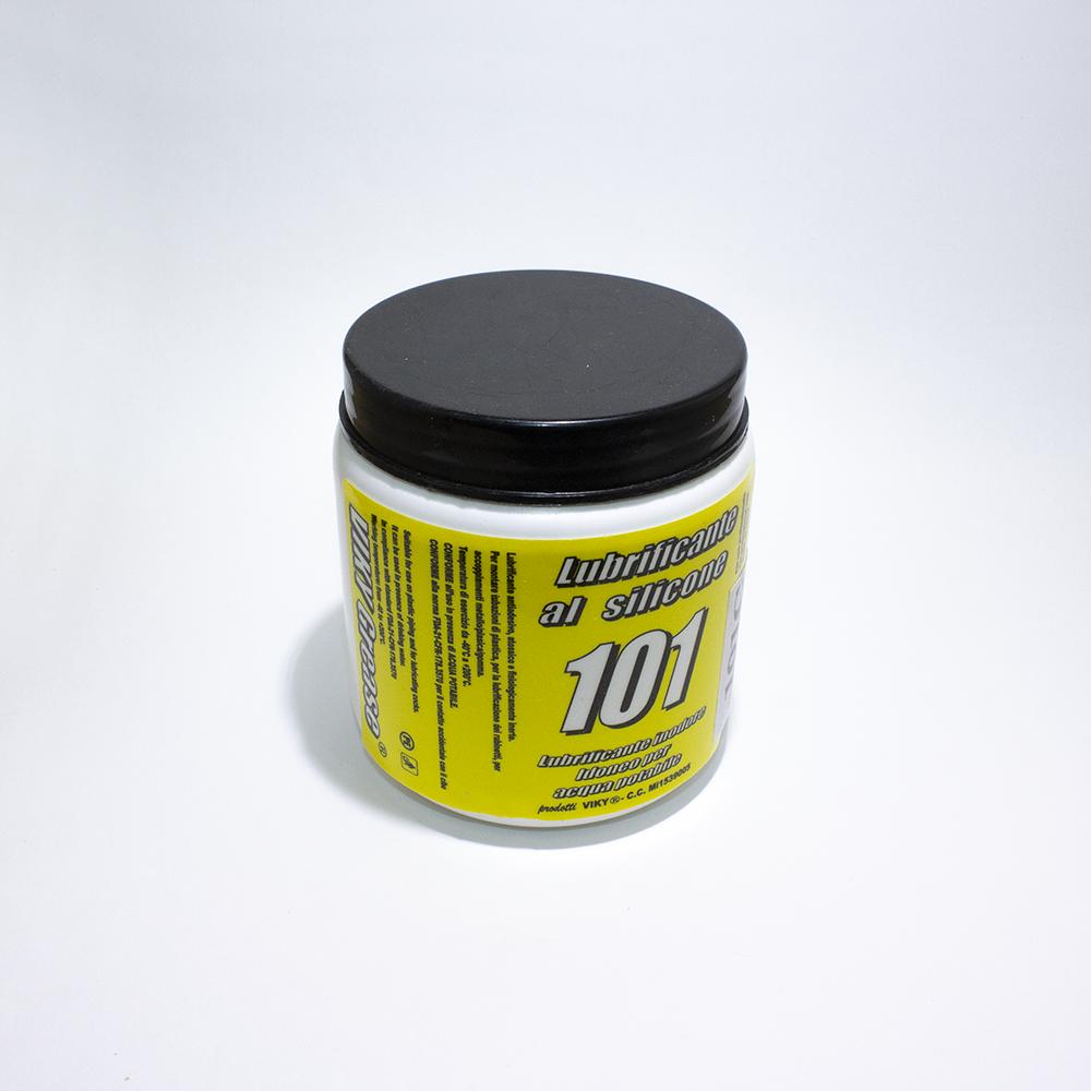 Смазка силиконовая Unilux VIKY 101 (банка 400г)