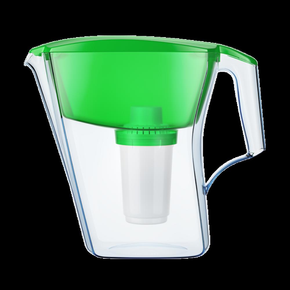 Фильтр-кувшин Аквафор Арт (зеленый)