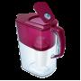Фильтр-кувшин Аквафор Атлант (рубиново-красный)