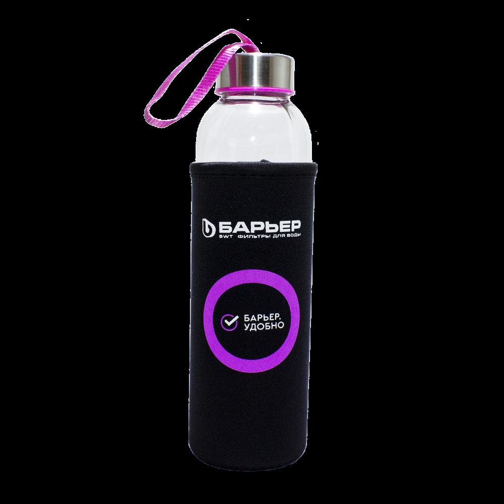 Фильтр-кувшин Барьер Гранд (индиго) + бутылочка в подарок