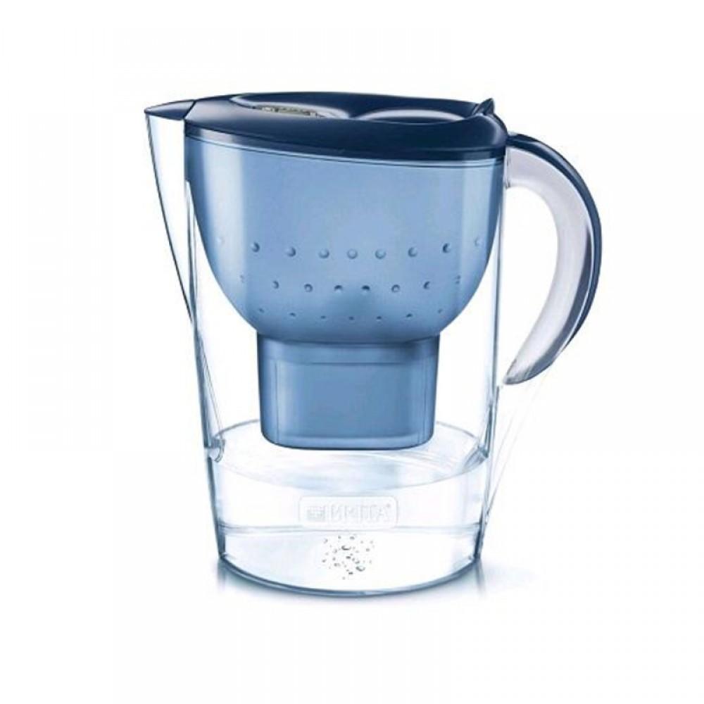 Фильтр-кувшин Brita Marella basic XL (3,5 л) синий