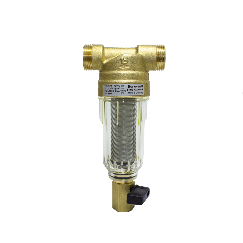 Сетчатый фильтр Honeywell FF06-1/2AABRU