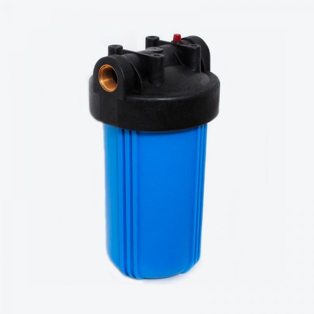 AQUA Комплект колбы 10ВВ синий (ключ, пластина, винты)