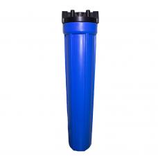 Колба Aquafilter 20SL резьба 1 синяя