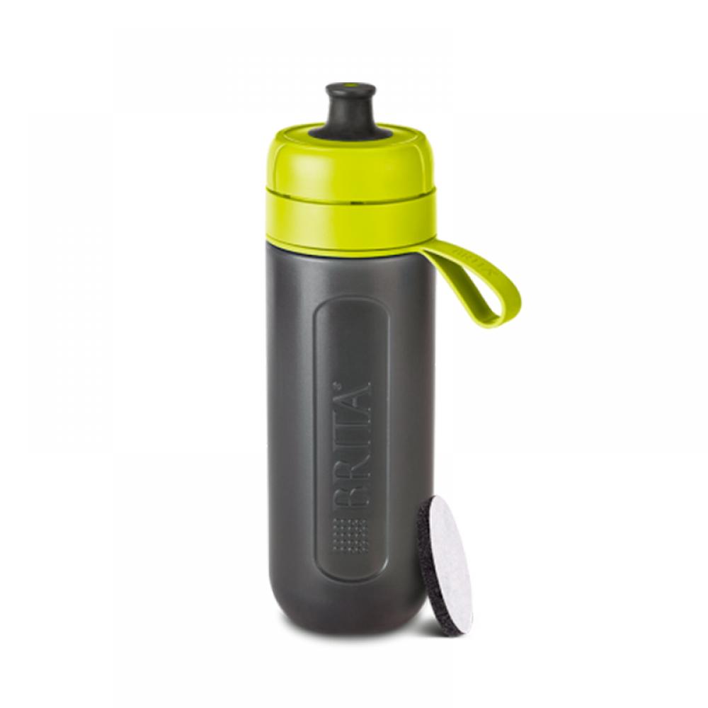 Фильтр-бутылка Brita fill&go Active (лайм)