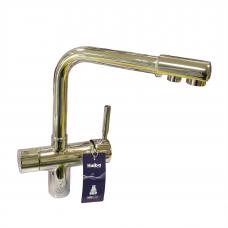 Смеситель для питьевой воды HB70088 35мм (кухня-фильтр) Хром