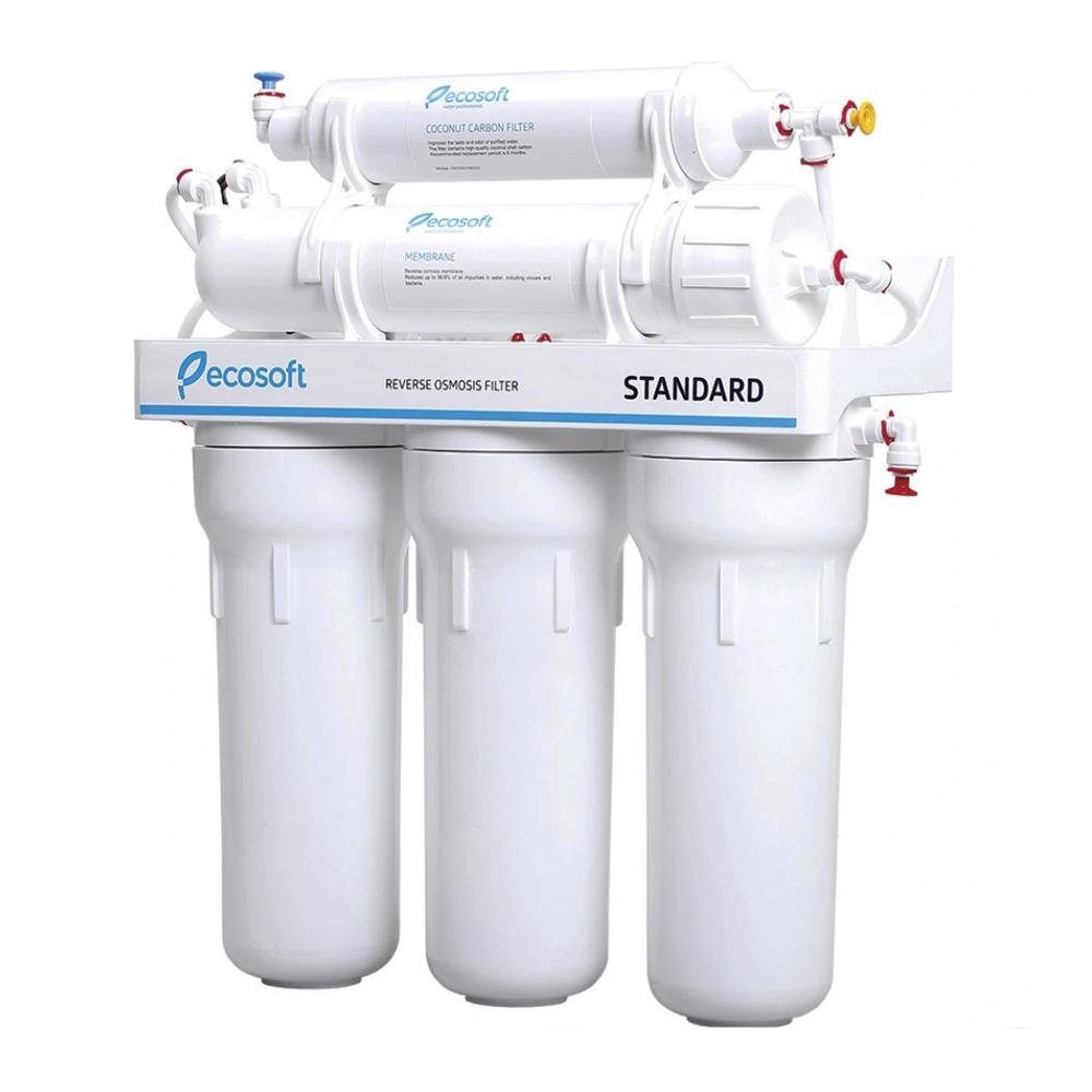 Система обратного осмоса Ecosoft Standart 5-50
