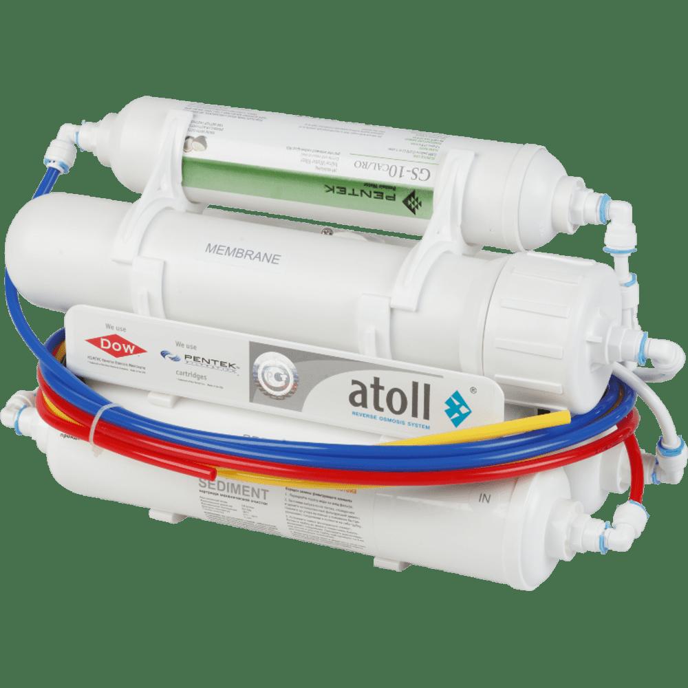 Система обратного осмоса atoll A-450m STD Compact