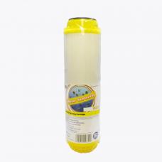 Картридж Aquafilter FCCST для умягч. воды ионообменная смола 10SL