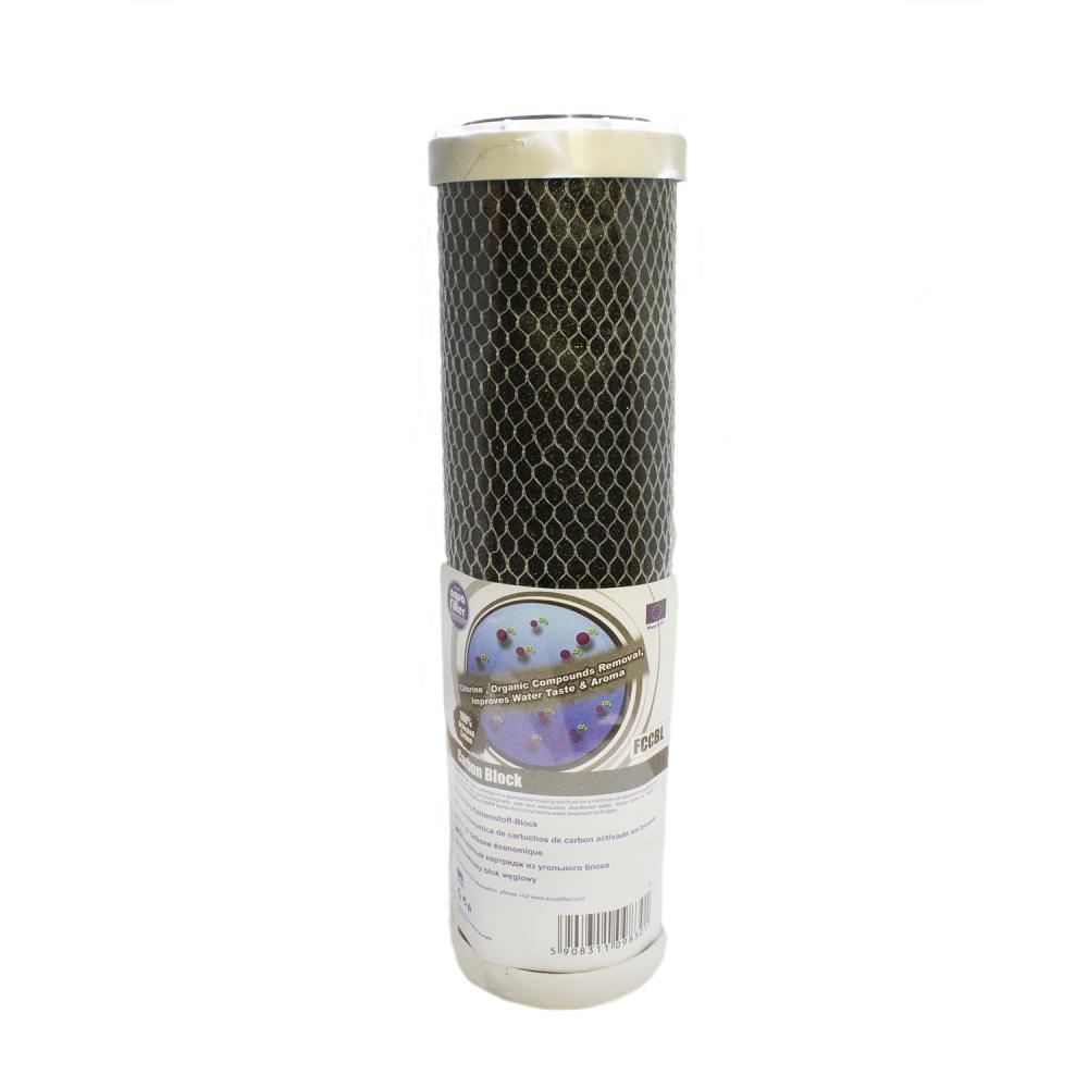 Картридж Aquafilter FCCBL угольный карбон-блок 10SL