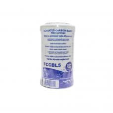 Картридж Aquafilter угольный карбон-блок FCCBL5