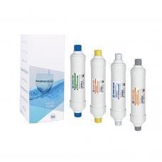 Набор картриджей Aquafilter EXCITO-B-CLR-CRT