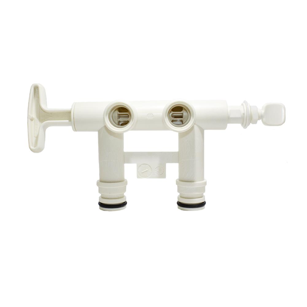Перепускной клапан (байпас) с подмесом