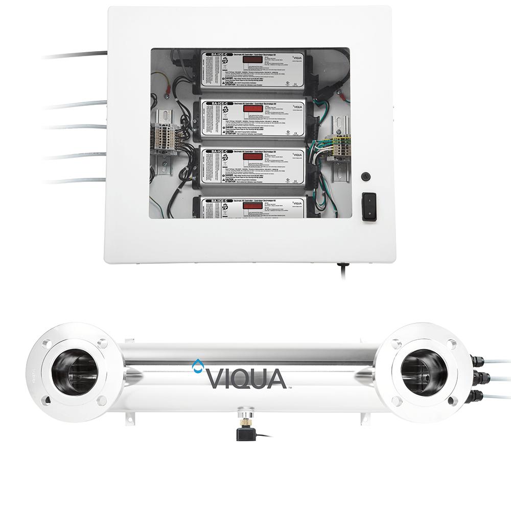 УФ система обеззараживания VIQUA SHFM-180/2