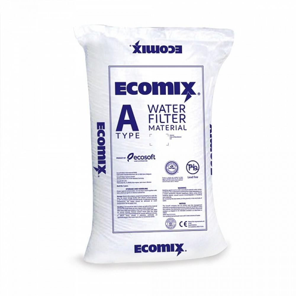 Наполнитель Ecomix A 25l
